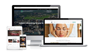 Law Firm Web Design Pic